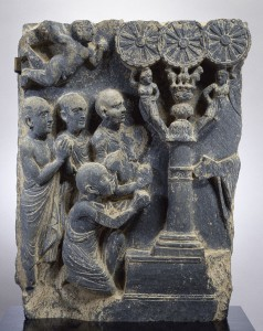 Gandharan_-_Expounding_the_Law_-_Walters_2551