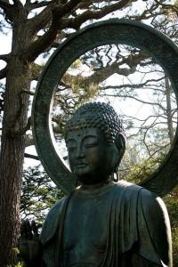 buddha-halo
